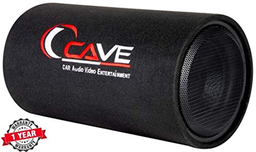 Cave WS-8022 Cave Car Bass Tube with 8 Inch Subwoofer Amplifier Subwoofer