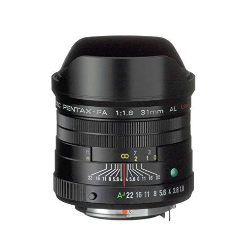Pentax SMC FA 31 mm f:1.8 Al Limited - Objetivo, Plata