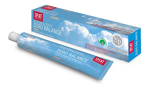 SPLAT ipoallergenico Dentifricio ZERO Balance