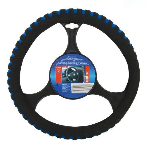 Unitec 75406 Lenkradhülle Schaumstoff blau soft