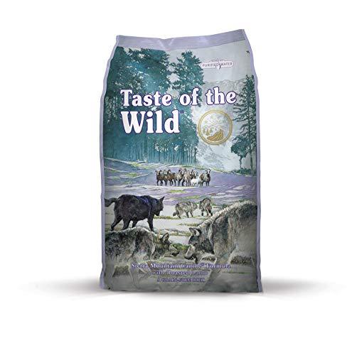 Taste of the Wild Canine Sierra Mountain Cordero -