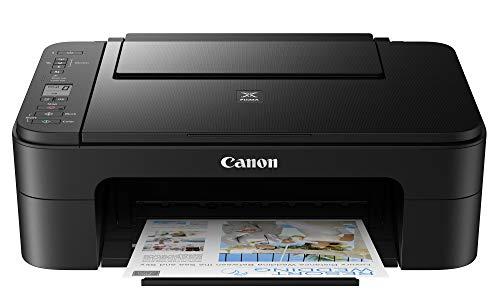Canon PIXMA E3370 Cheap All-in-One Wireless Ink Efficient Color Printer