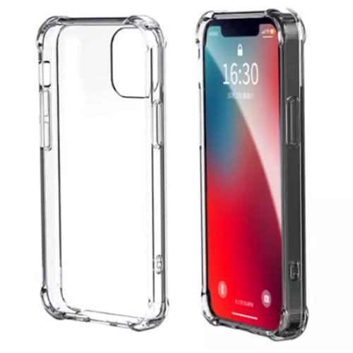 Capa Case Anti Shock + Pelicula Vidro 3d iPhone 11 Pro Max Tela 6.5 - (C7COMPANY)