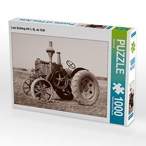 CALVENDO Puzzle Lanz Bulldog HR 5, Bj. ab 1929 1000 Teile Lege-Größe 64 x 48 cm Foto-Puzzle Bild von Stoerti-md