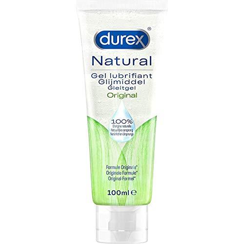 Durex - Gel lubrificante naturale idratante, base acqua (Originale)