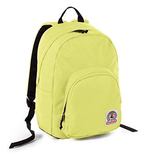 Zaino Americano Ollie Pack Fluo Yellow Invicta