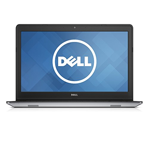 Dell Inspiron 15 5000 Series 15.6-Inch Laptop (i5548-833SLV) [Discontinued By Manufacturer] (Renewed)