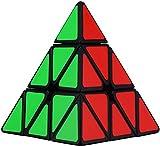 Bever 1Pcs 3x3x3 Cubo Mágico Triángulo Pirámide Pyraminx Velocidad...
