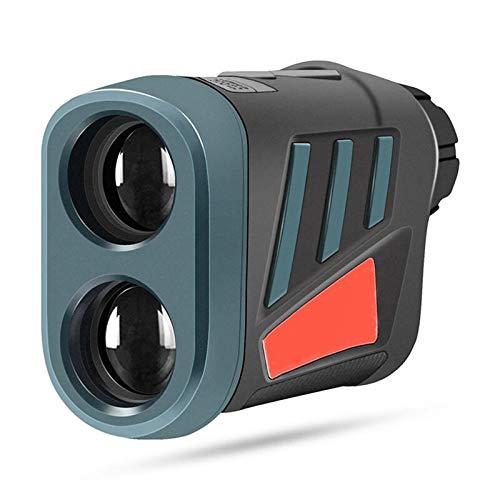 CuteLife Telémetro de Golf MANGALIO Gama DE GRANGO DE GRANGO DE GRANGO DE GOLRAGEFINDER MONOCULO MONOCULAR para la Caza con Arco (Color : Azul, Size : One Size)