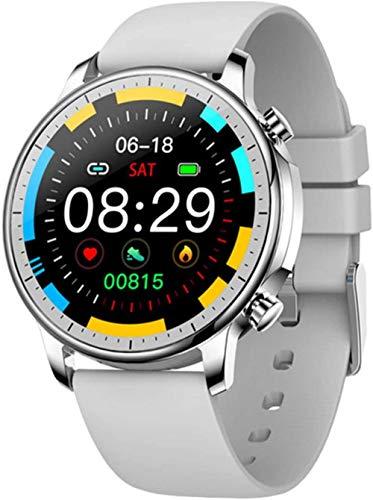 hwbq Reloj inteligente de los hombres y las mujeres s sueño Monitor impermeable Deportes jugador reloj inteligente para Android-B