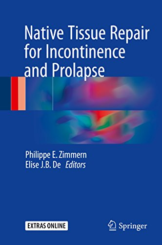 Native Tissue Repair for Incontinence and Prolapse (English Edition)
