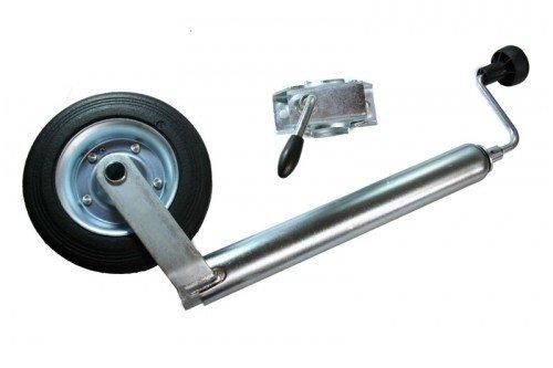 Stützrad mit Halter 48 mm, Bugrad