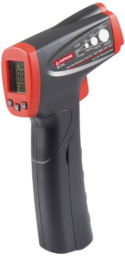 Amprobe - 4109553 IR-710 Infrared Thermometer with 10:1 Spot Ratio