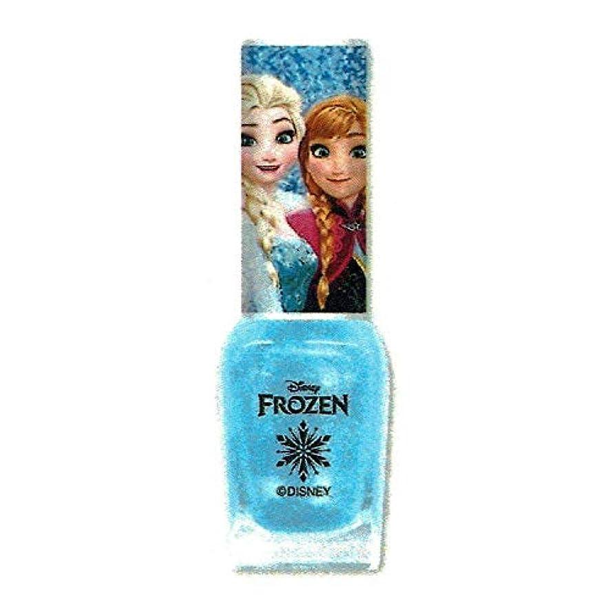 バルク合わせてすることになっている【ディズニーアナと雪の女王】はがせるマニキュア/パールタイプ(パールブルー) 178197