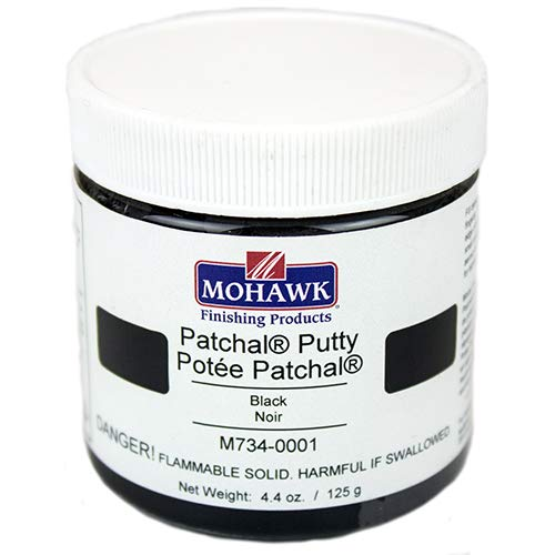 Mohawk Finishing Products Patchal Putty (Black) :Wood Putty