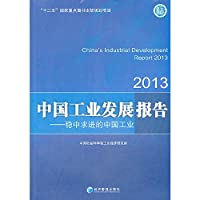 2013 China Industry Development Report(Chinese Edition)