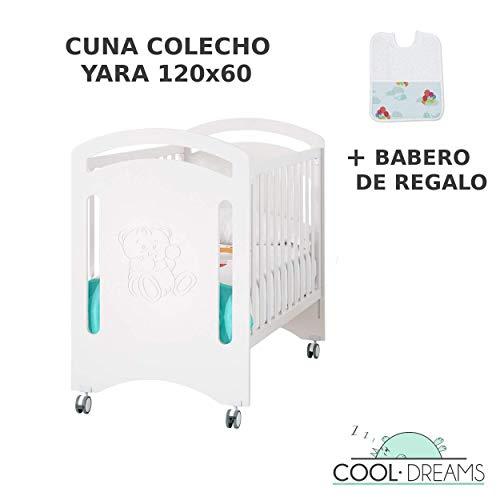 Cuna Colecho Yara 3x1 Convertible En Cama + Kit Colecho + Kit Follow Me (Desde 0 Hasta 4 Años)