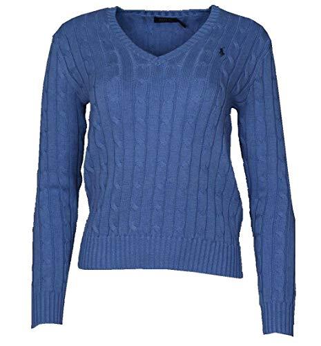 Ralph Lauren Damen Zopfmuster Pullover (S)
