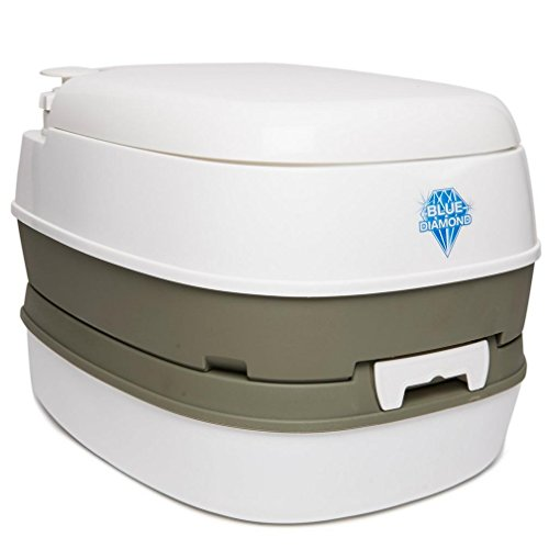 Blue Diamond WAT225 Camping toilette Mobil WC Chemietoilette