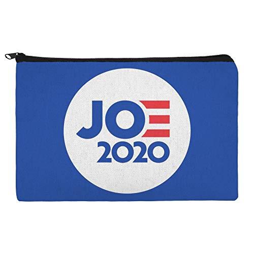 Joe Biden 2020 Pencil Pen Organizer Zipper Pouch Case