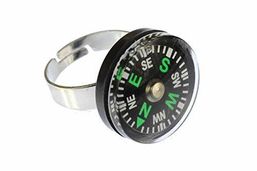 Miniblings Kompass Camping Navigation...