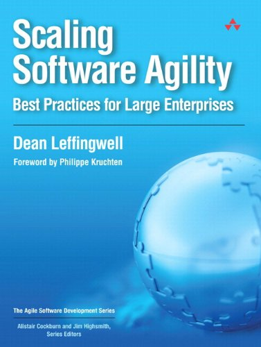 Scaling Software Agility: Best Practices for Large Enterprises (Agile Software Development Series) (English Edition)