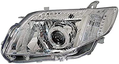 Headlight Left fits TOYOTA COROLLA AXIO/FIELDER #ZE14 2006 2007 2008 2009 2010 2011 2012 Headlamp Left LED
