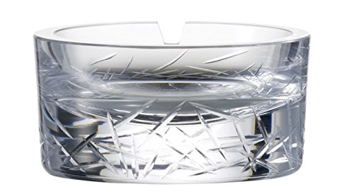 Zwiesel 1872 Hommage Glace asbak, glas, transparant, 16 x 15 x 6 cm
