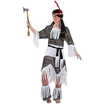 DISBACANAL Disfraz India Cherokee para Mujer - -, S: Amazon.es ...