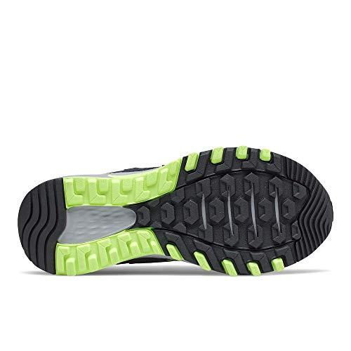 New Balance 410, Zapatillas para Carreras de montaña Mujer, Azul Oscuro, 39.5 EU