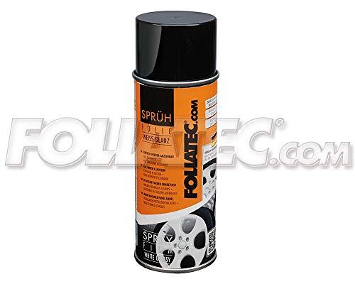 Foliatec 20692 Liquid Rubber 150 ml, Glanz Weiß 1 x 150 ml