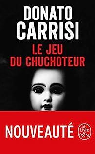 Le jeu du Chuchoteur par Donato Carrisi