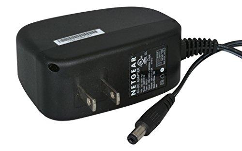 Netgear AC / DC Adapter Charger Power Supply (332-10301-02), 18 Watt, 12V, 1.5A, 1.4' H x 2' W x 3' L