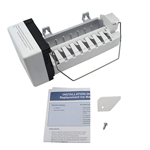 Price comparison product image Supplying Demand D7824706Q Refrigerator Ice Maker Replacement For 0056504 0056599