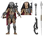 NECA- Ultimate Ahab 18 cm Scale Action Figure Predator, Color...
