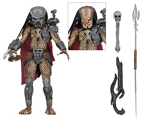 NECA- Ultimate Ahab 18 cm Scale Action Figure Predator, Color (NEC0NC51569)
