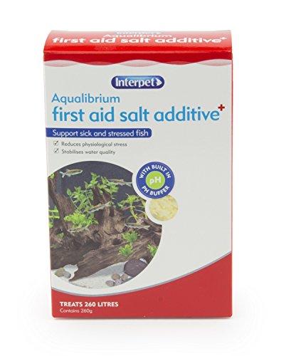 Interpet Aqualibrium zout