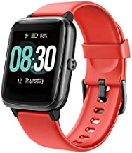 Smart Watch UMIDIGI Uwatch3 Fitness Tracker with 5ATM Waterproof All-Day Heart Rate and Activity Tracking, Sleep Monitorin...