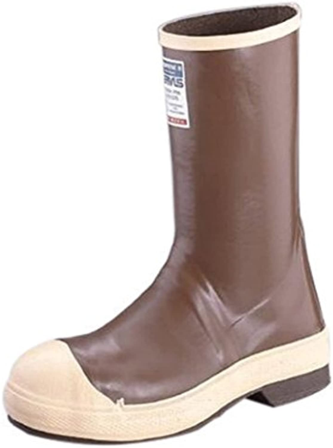 Servus 22148-13 By Honeywell Size 13 Neoprene III Copper Tan 12  Neoprene Boots With Neo-Grip Outsole, Steel Toe And Breathe-O-Prene Removable Insole (1 PR)