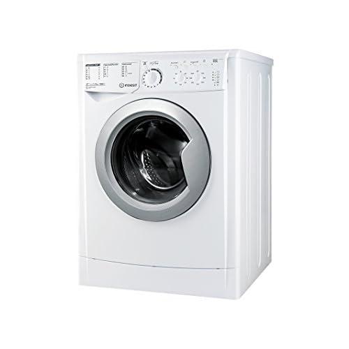 Indesit EWC 91083 BS IT/1, Lavatrice a Carica Frontale, 9 Kg, 15 Programmi, A+++, 1000 Giri/Min, Bianco