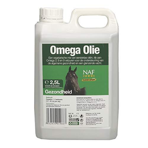 NAF Huile Omega - 2,5 L