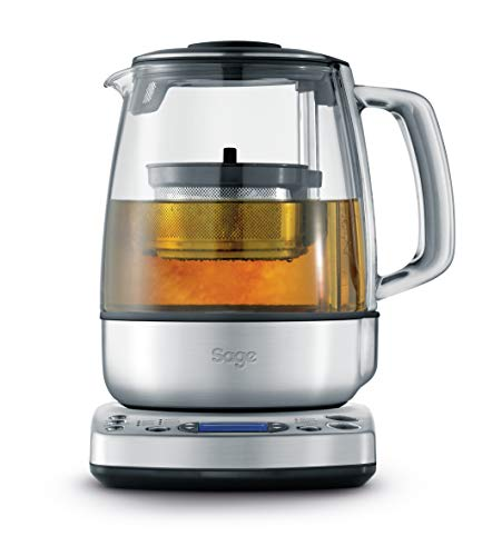 Sage BTM800UK the Tea Maker with Motorised Tea Basket -...