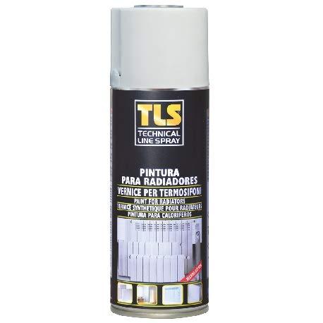 Pintura Para Radiadores En Spray 400ml Blanco