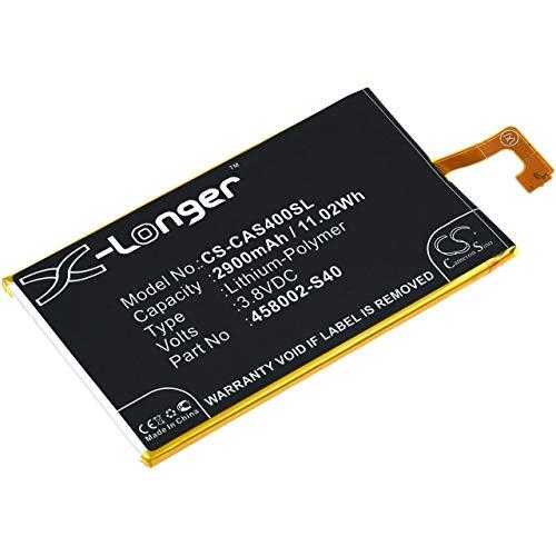 Akku kompatibel mit CAT Typ 458002-S40, 3,8V, Li-Polymer