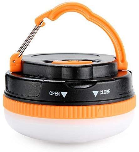 Wzmdd Campingzaklamp, superhelder, 150 lumen, led, noodzaklamp, ideaal voor outdoor/indoor/noodgevallen