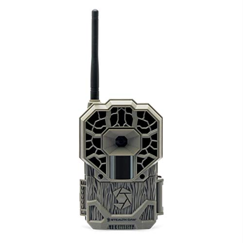 Stealth Cam GX Cellular Series 22MP 100FT Infrared Rang Remote Mobile App Camera
