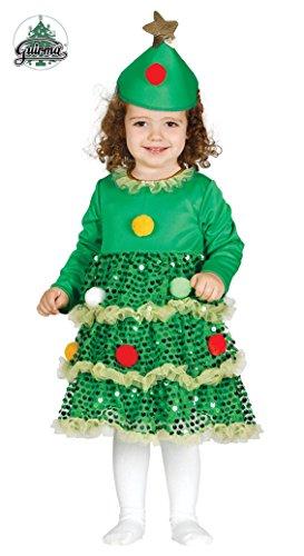 Guirca Disfraz de Árbol de Navidad para bebé