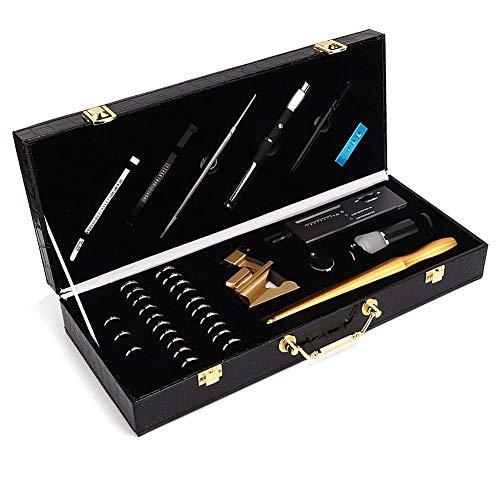 Preisvergleich Produktbild Worii Schmuckringlehre,  Schmuckherstellungswerkzeuge Ringdesign Metallringlehre,  Ringdiamantdetektor Diamantbein für Schmuckhersteller