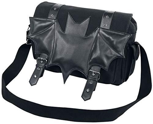 Banned Alternative Dark Ritual Frauen Handtasche schwarz Polyurethan, Polyester Gothic, Rockwear