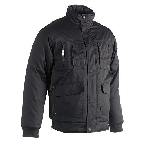 HEROCK® Workwear - HEROCK® Veste TYPHON - Large, BLACK